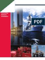 Haliburton Offshore Cementing Equipment