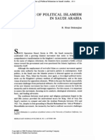 Dekmejian Political Islam in Saudi Arabia