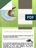 I. Teoría del Daño Ambiental