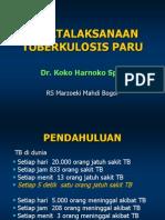 power point TB paru