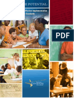How Governors Can Lead Effective Implementation of the Common Core State Standards Implementation Guide