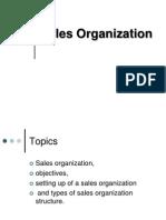 Sales Organisation Presentation (2)