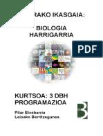Biologia harrigarria