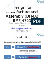 2_Design for Manufacture and Assembly (DFMA)