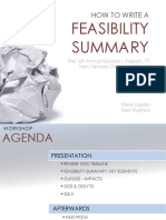 NVC Feasibility Summary 2012 new