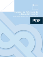 Arancel de referencia calculo y metodología