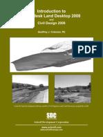 Autodesk Land Desktop 2008