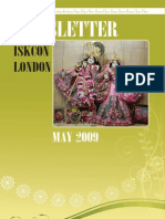 ISKCON London (UK)-2009.05-May Newsletter