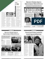 Versión impresa del periódico El mexiquense  10 octubre 2013