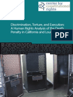 Report Death Penalty US 2013