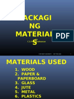 Packaging Materials ppt