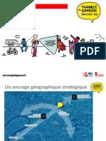 Diaporama Triangle de Gonesse Voyage de Presse - 9 Octobre 2013