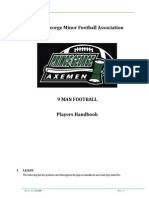 2009 Players Hand Book