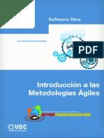 Introducción a las metodologías ágiles