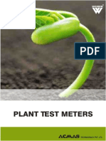 Plant Test Meters Category