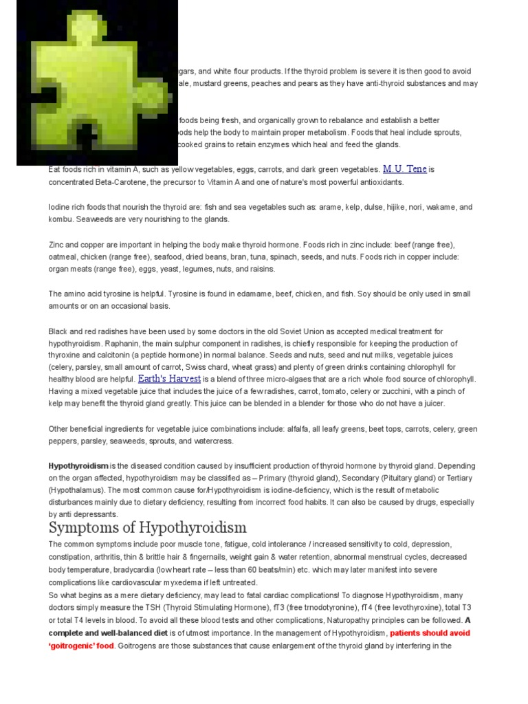 Thy | Hypothyroidism | Thyroid