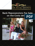 Bank Repossessions for Sale Costa del Sol | Vivienda Real Estate