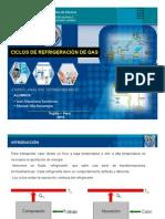 Expocicon de Ciclos de Refrigeracion Jose Altamirano