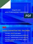 Energy Pro USA - New Purchasing Paradigm