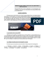 054 - Diferencia Entre Casco Homologado y Certificado