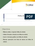 Formação Excel 2007