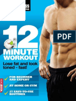 Men%27s Fitness 12 Minute Workout 2012