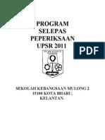 65447379 Program Tahun Enam Selepas Tamat Upsr 2011