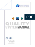 VP Quality Manual