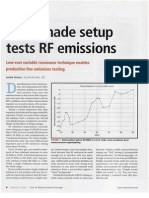 91642237 Homemade Setup Tests Rf Emissions