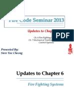 8 IFE FireCode2013Chap6&7 SiewYeeCheong