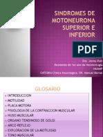 Seminario de Motoneurona Superior e inferior..pptx