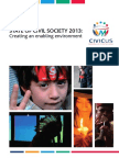 2013 State of Civil Society Report