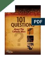 101 Questions Mass Tkc