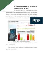 Manual Instalacion Asterisk Simulacion Omv