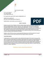 About Digital Signature (DS) and Digital Signature Certificate (DSC)