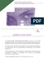 Presentación Mercedes Machado Actualizado octubre 2013