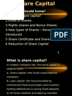 chp6 share capital
