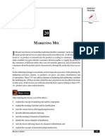 Marketing Mix by Philip Kotler