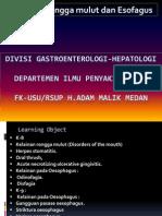 [09-10] (IPD) Kelainan Rongga Mulut Dan Esofagus