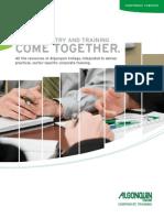 Corporate Brochure Web