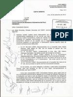 Carta Abierta Al Comandante General CGBVP