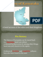 History of Karnataka- Kashinath