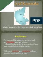 History of Karnataka- Kashinath