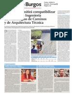 Reportaje Ing. Caminos