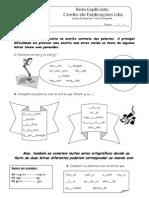 Ficha de Ortografia (2)
