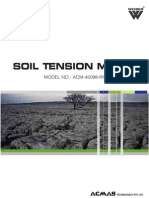 Soil Tension Meter