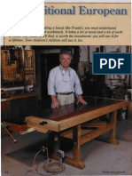 Building a Traditional Workbench - Frank Klausz - Woodworkers Jounal