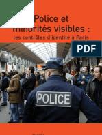 Une étude sur le contrôle au faciès à Paris