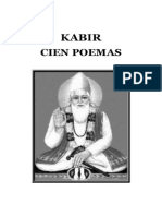 Kabir Cien Poemas