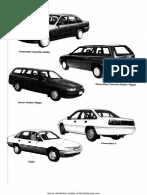 Holden Commodore Panhard Bushes Genuine Holden VN VG VP VR VS SS Ute 5.0 V6 V8